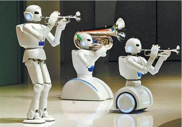 智能机器人除了智能还能说出什么特点吗?