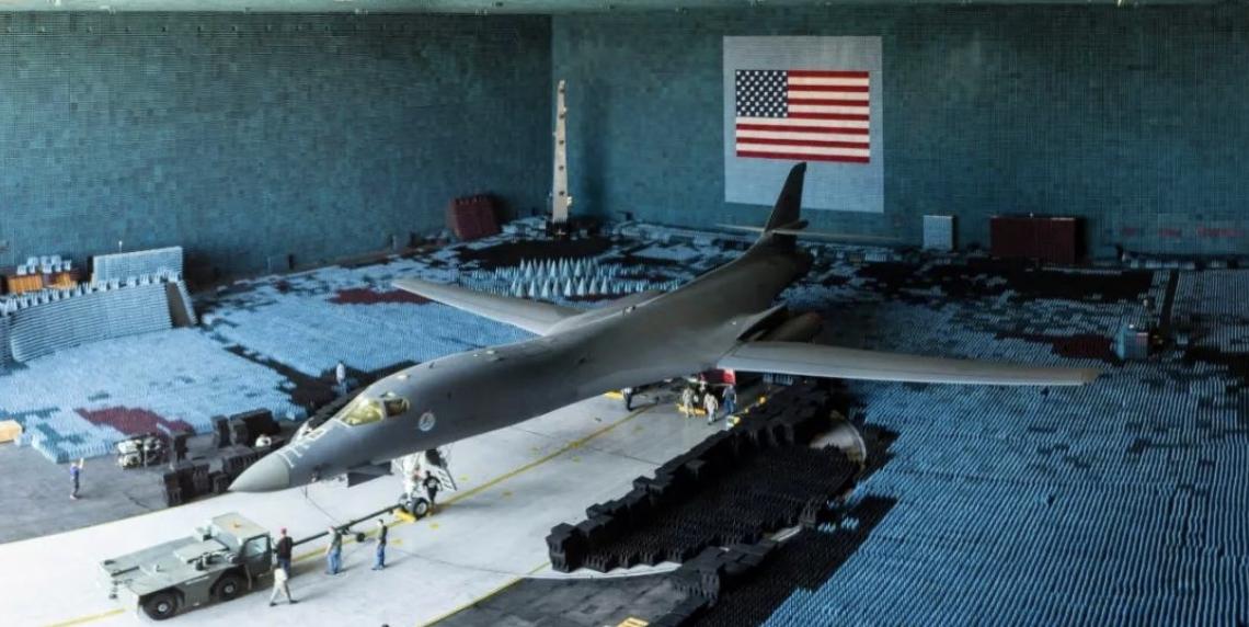 解密全世界最大微波暗室:美国空军贝尼菲尔德微波暗室