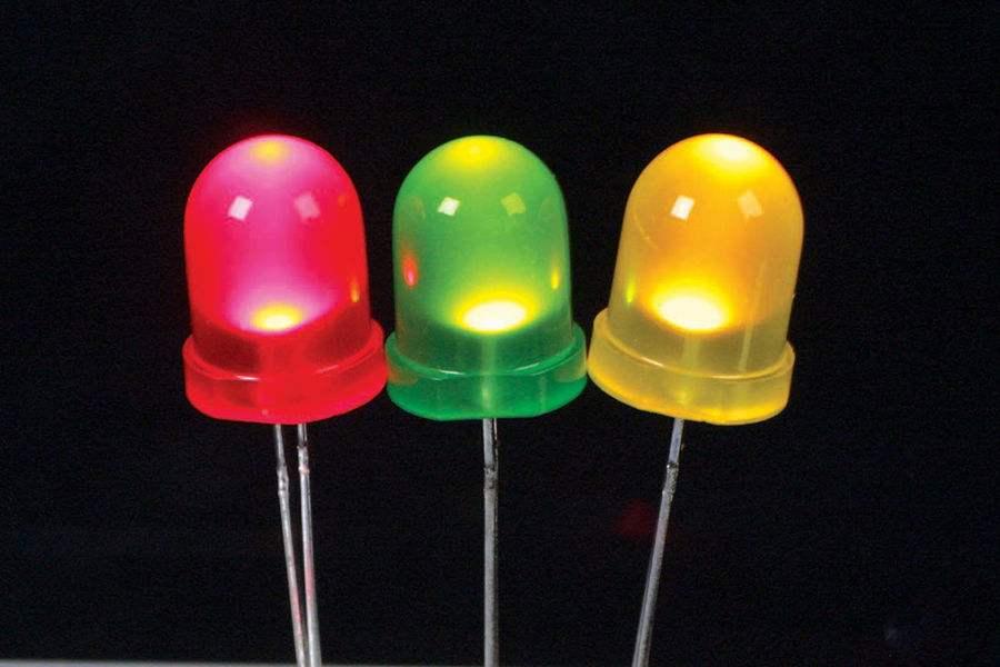 一文带你走进LED灯世界,了解LED是如何进行连接的
