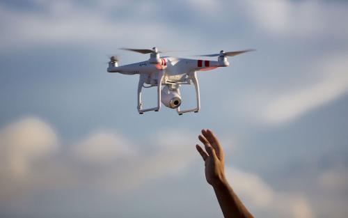 无人机市场呈现持续攀升趋势,这是怎么一回事?