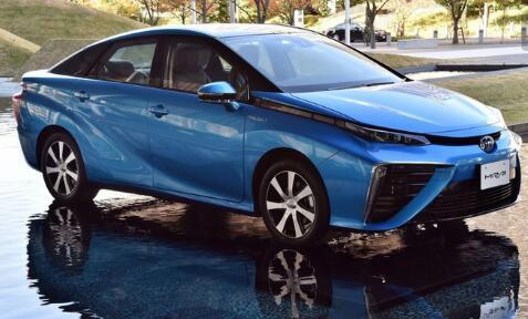 商业化、规模化初具基础 氢燃料电池汽车即将弯道超车