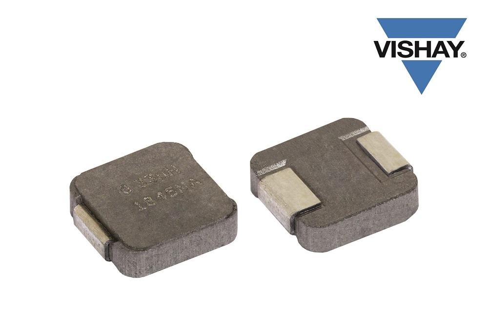 Vishay推出的新款小型商用电感器工作温度可达+155度