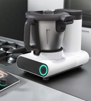 可控制厨房烹饪系统闪亮登场CES 2020