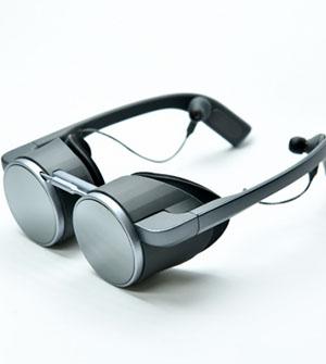 松下首次发布首款VR眼镜于CES 2020亮相