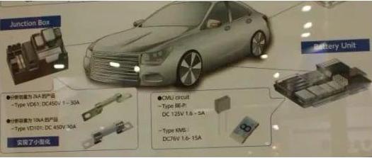 汽车之连接器的各自特点以及未来发展前景