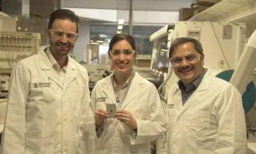 面向汽车市场的新型锂硫电池