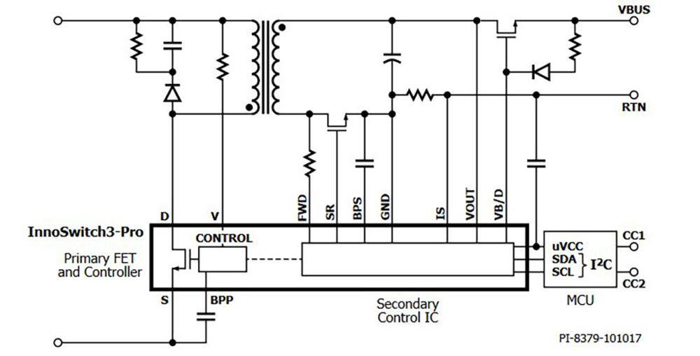 AC/DC转换器提高了电源效率