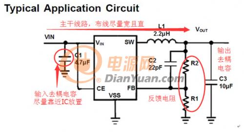 技术指南:基于电源IC的布局布线