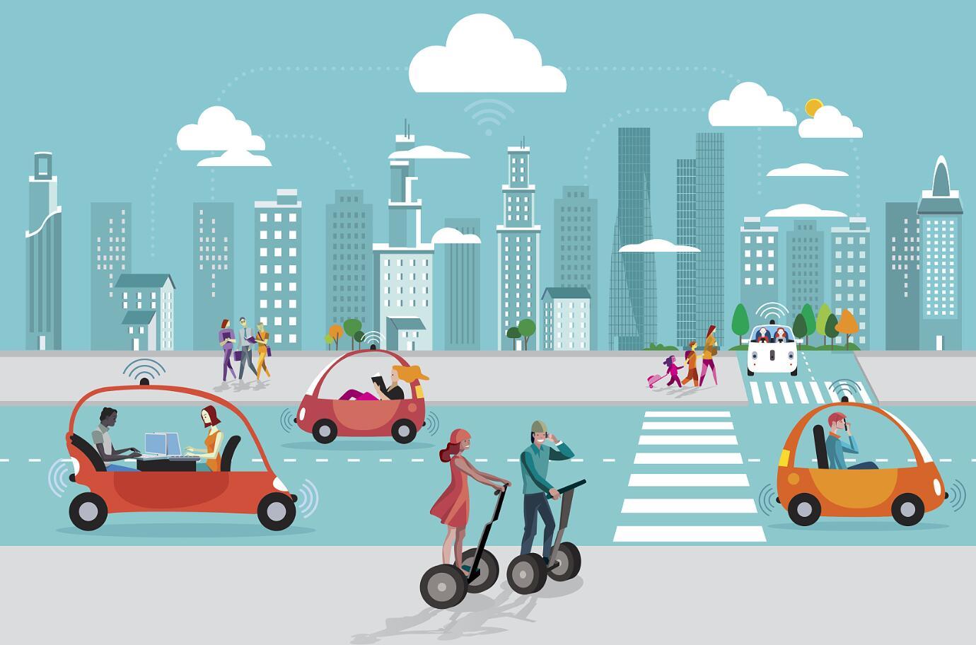 改善空气质量其实只需要通过智慧城市轻松搞定!