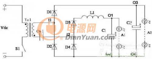 技术文章:多路LED驱动电源详解