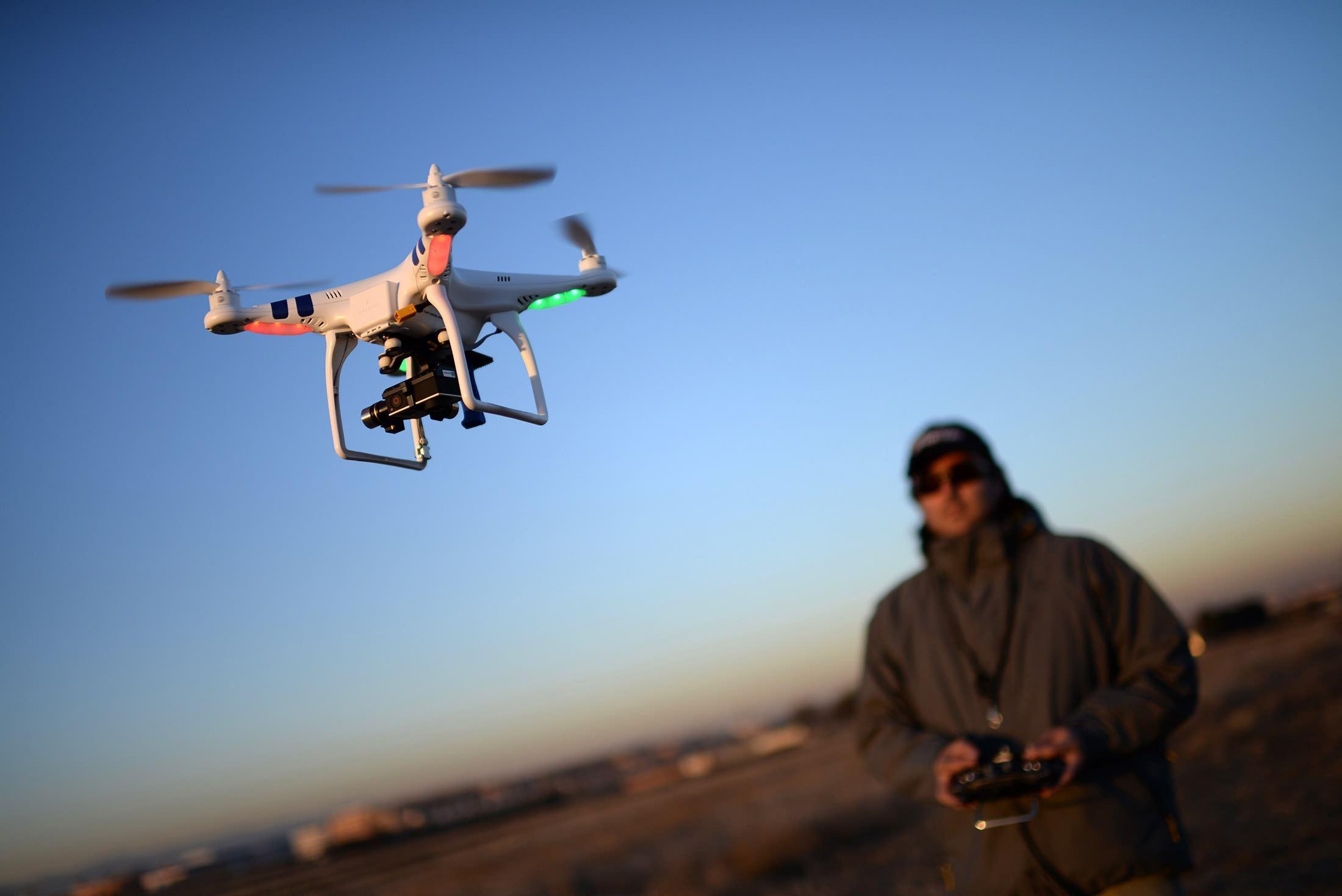 究竟无人机领域如何打开自己的市场通道?