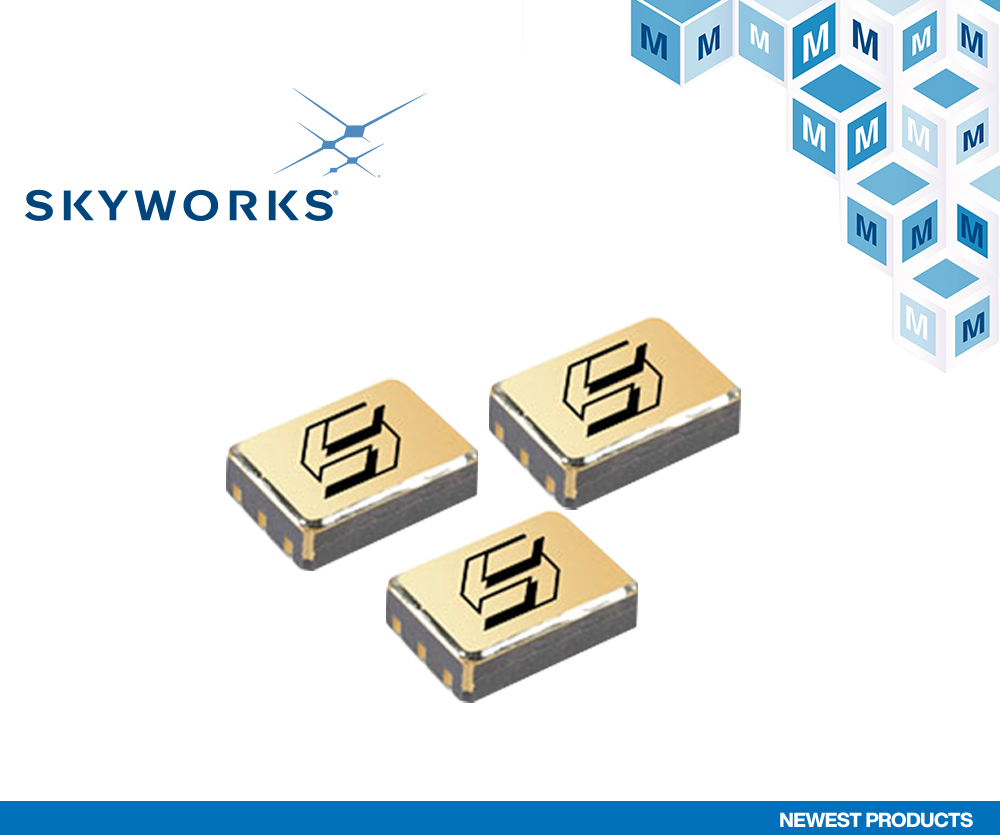 贸泽开售Skyworks Solutions适用于军事和航电设计的高速光耦合器