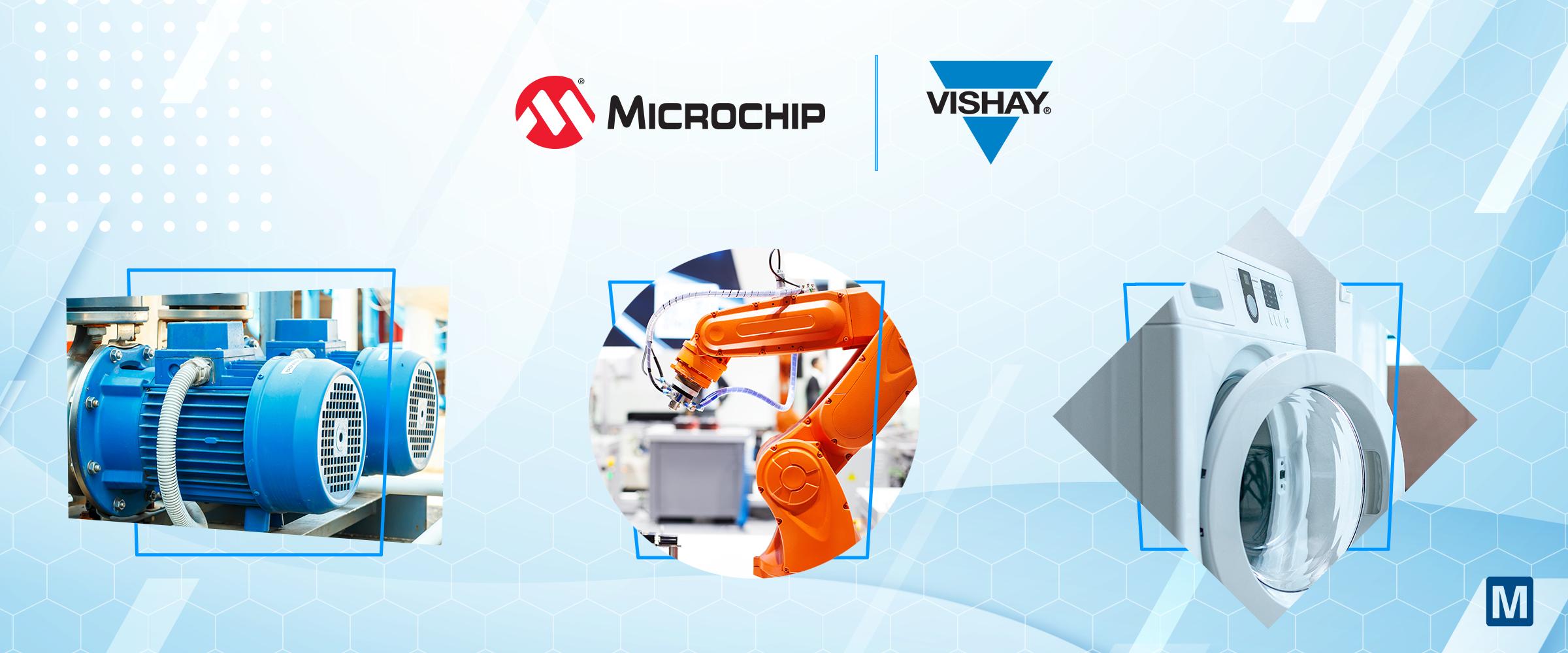 贸泽电子推出Microchip和Vishay电阻式电流传感解决方案网站