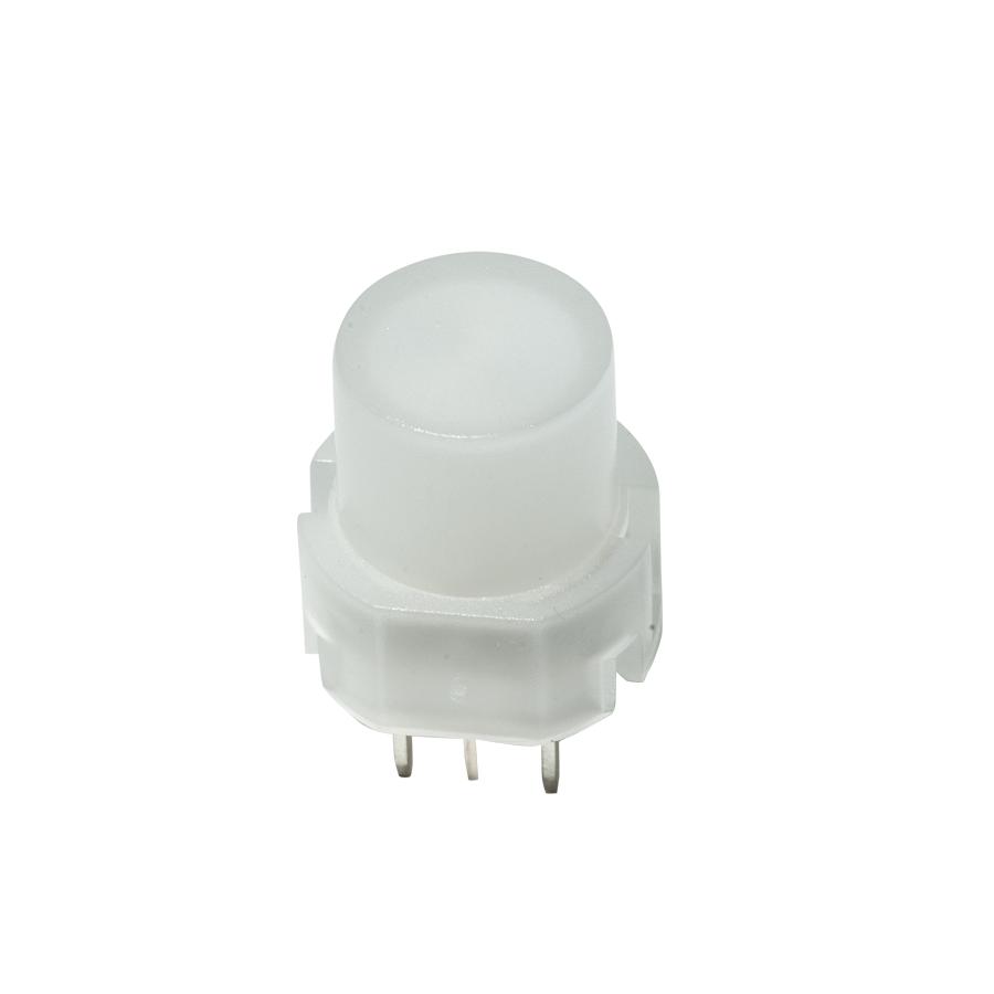 C&K 推出平稳触觉反馈带灯按键开关扩展产品系列