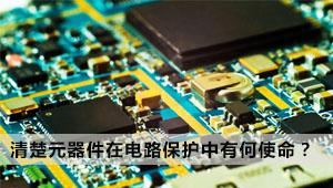 一文真正清楚元器件在电路保护中有何使命?