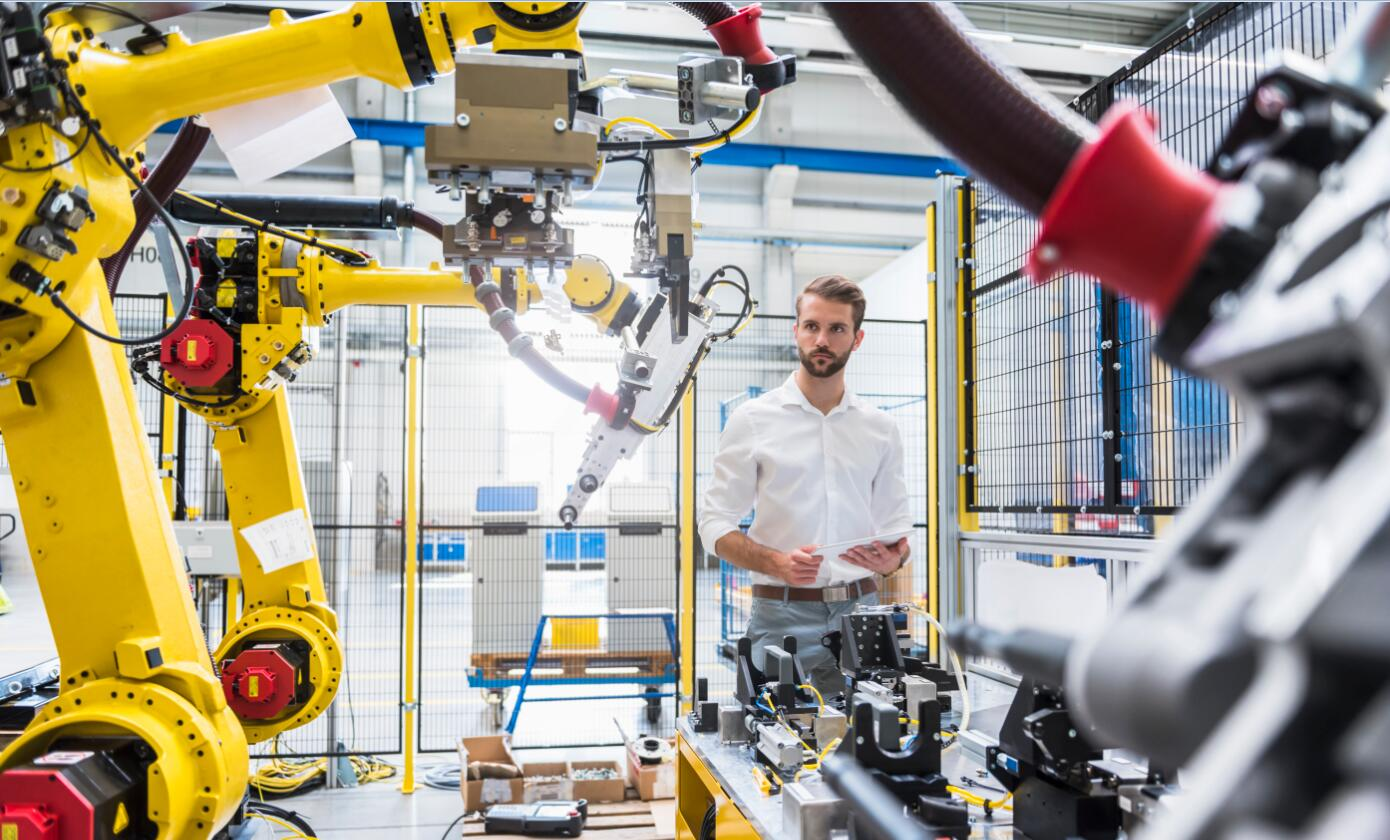 意法半导体先进的工业自动化解决方案,为客户提供一站式服务