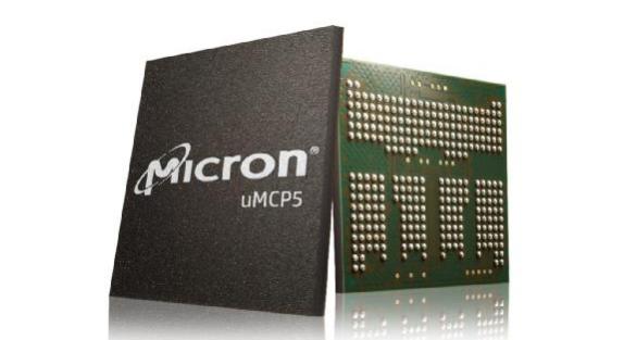 美光量产全球首款基于 LPDDR5 DRAM 的多芯片封装产品