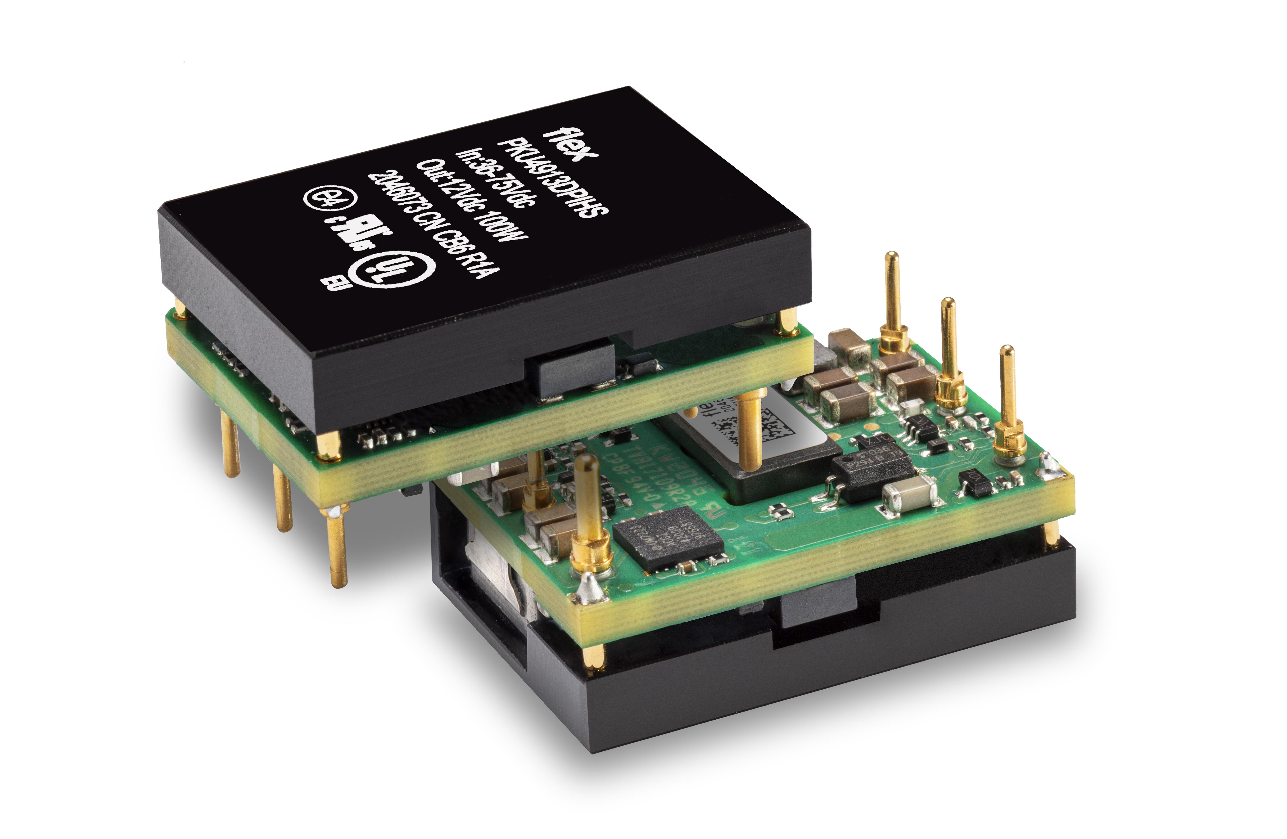 为电信应用提供高性价比的1/16砖隔离式模拟DC/DC转换器