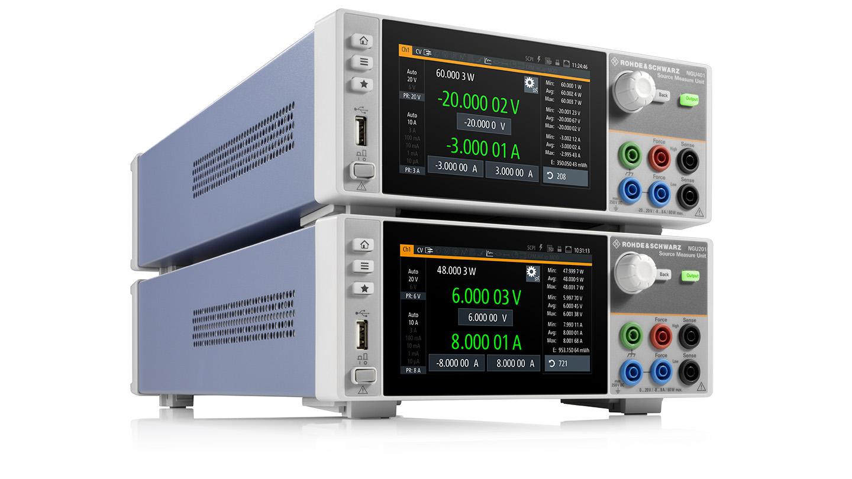 罗德与施瓦茨凭借全新R&S NGU进入源测量单元市场