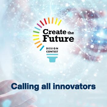 贸泽赞助2021创造未来全球设计大赛