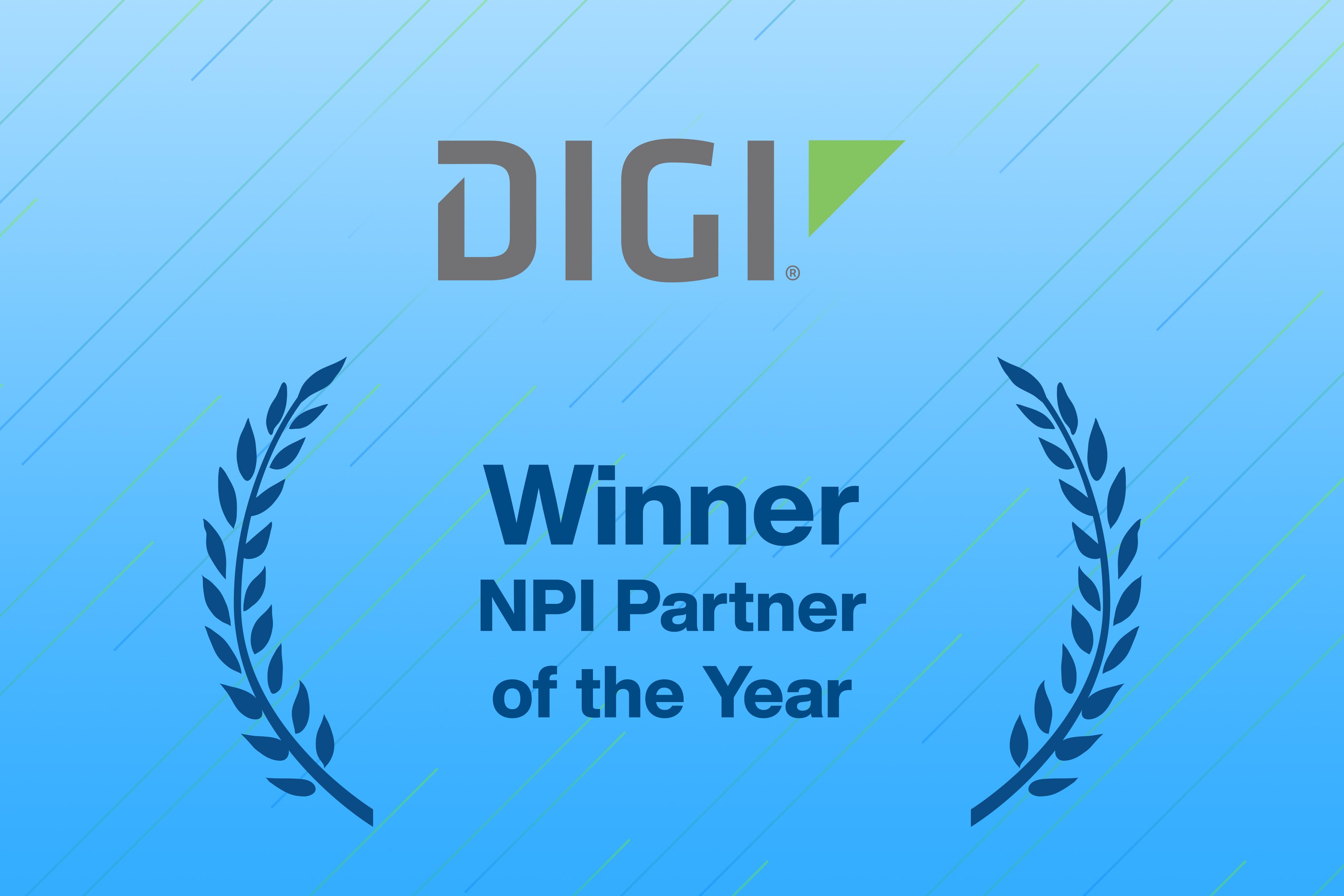 贸泽电子荣获Digi 2020年度新品引入合作伙伴奖