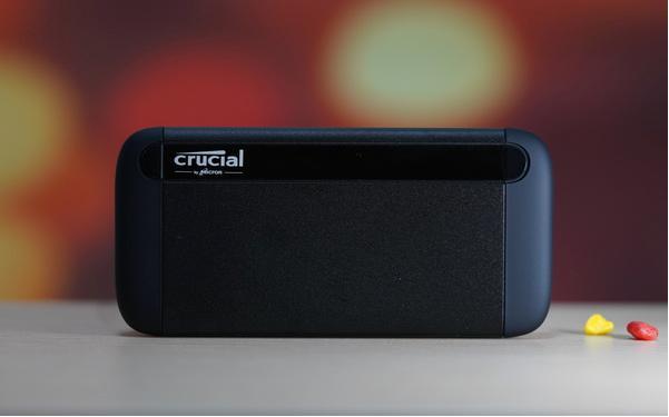 存储之光,Crucial英睿达 X8 2TB移动SSD深度评测