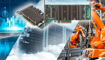 Microchip宣布业界首款NVMe和24G SAS三模式RAID和HBA存储适配器