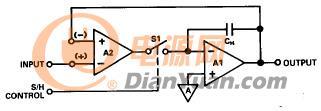 图7c - 使用IC采样保持放大器