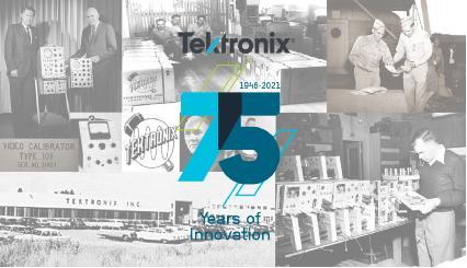 泰克科技出道75年!不平凡的创新历程