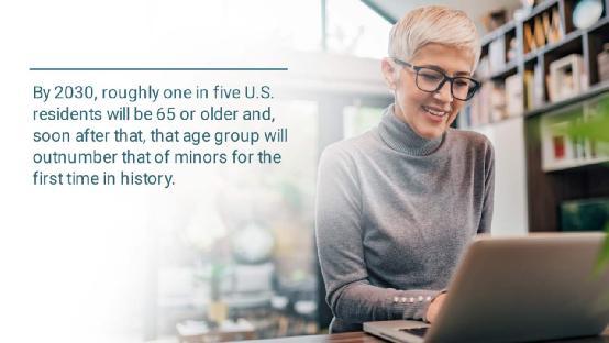 老年护理的新技术前沿