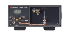 是德科技推出64GBd多模光电一体化模块,进一步扩展光电时钟恢复产品家族