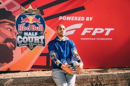菲亚特动力科技继续保持与红牛的技术合作,为在罗马举行的红牛Half Court三人街头篮球赛决赛提供支持